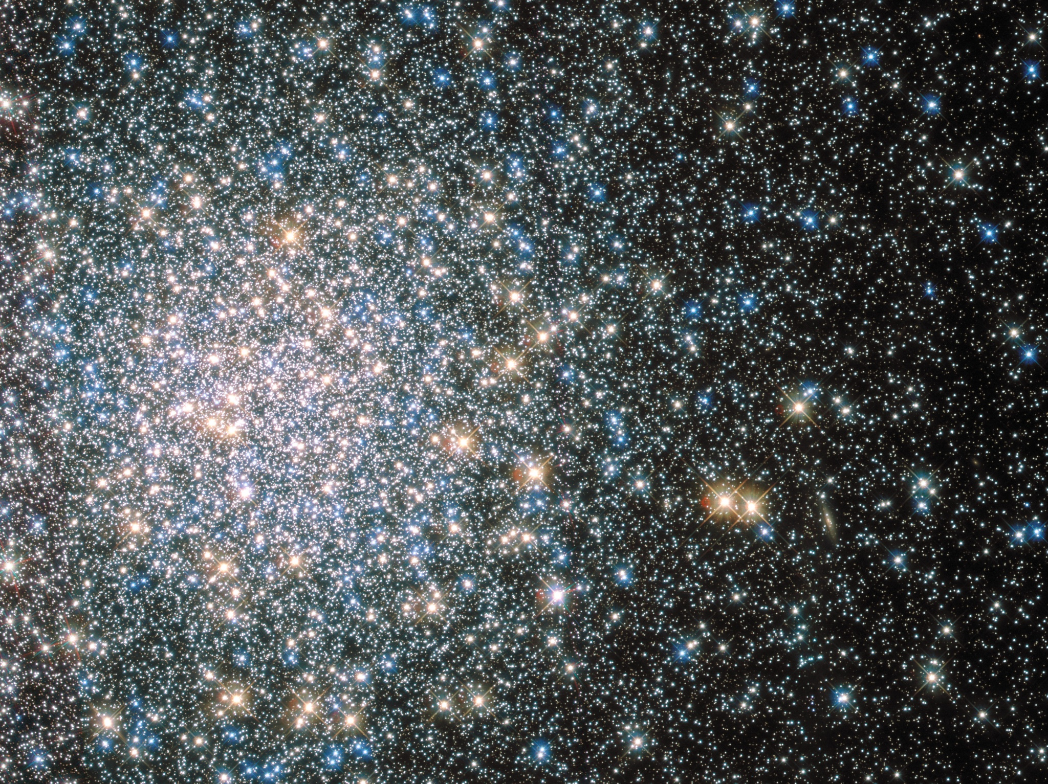 Messier 5 vu par Hubble