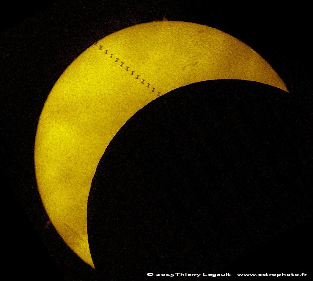 Double éclipse de Soleil