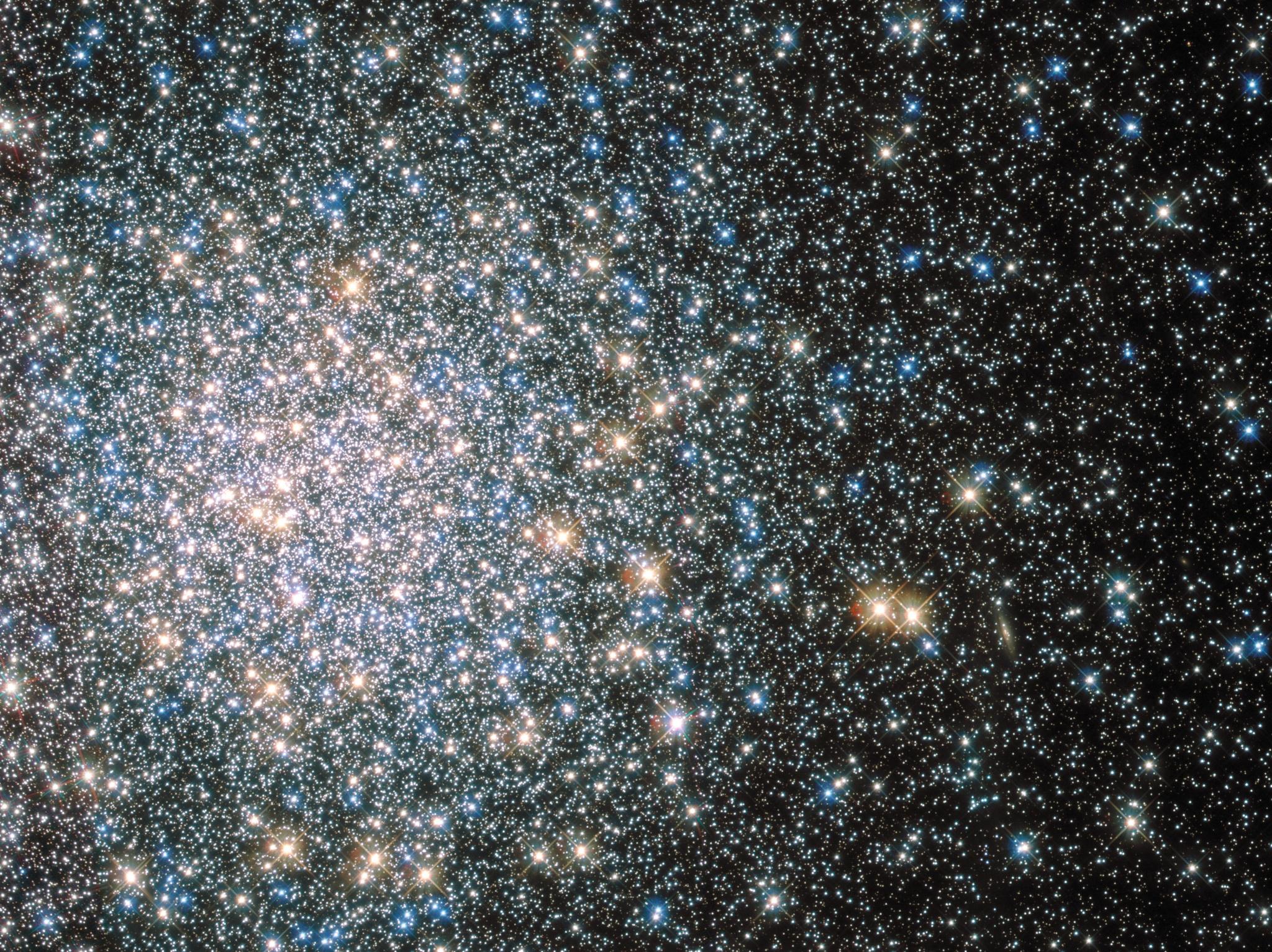 Messier 5 vu par Hubble