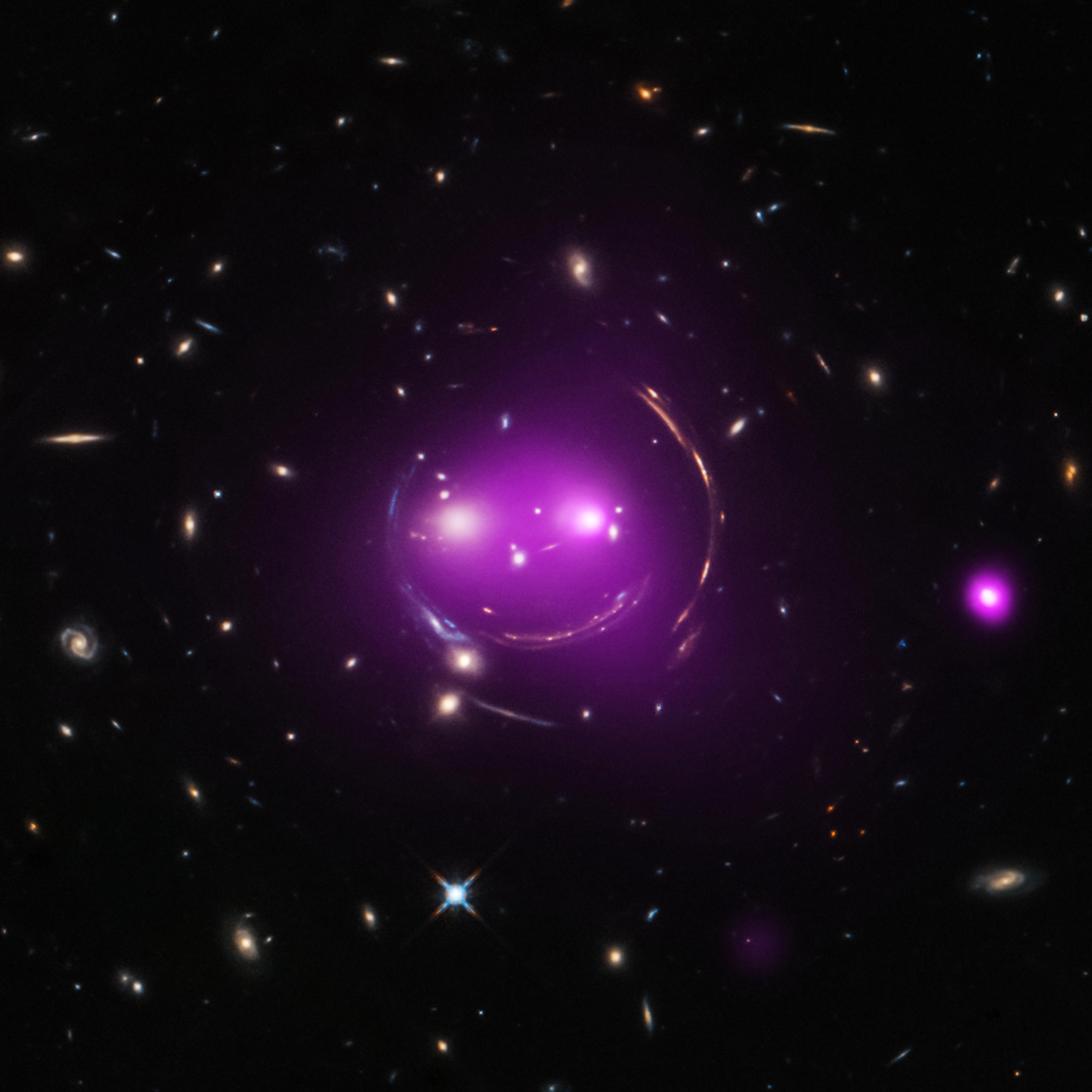 Le sourire de la gravité
