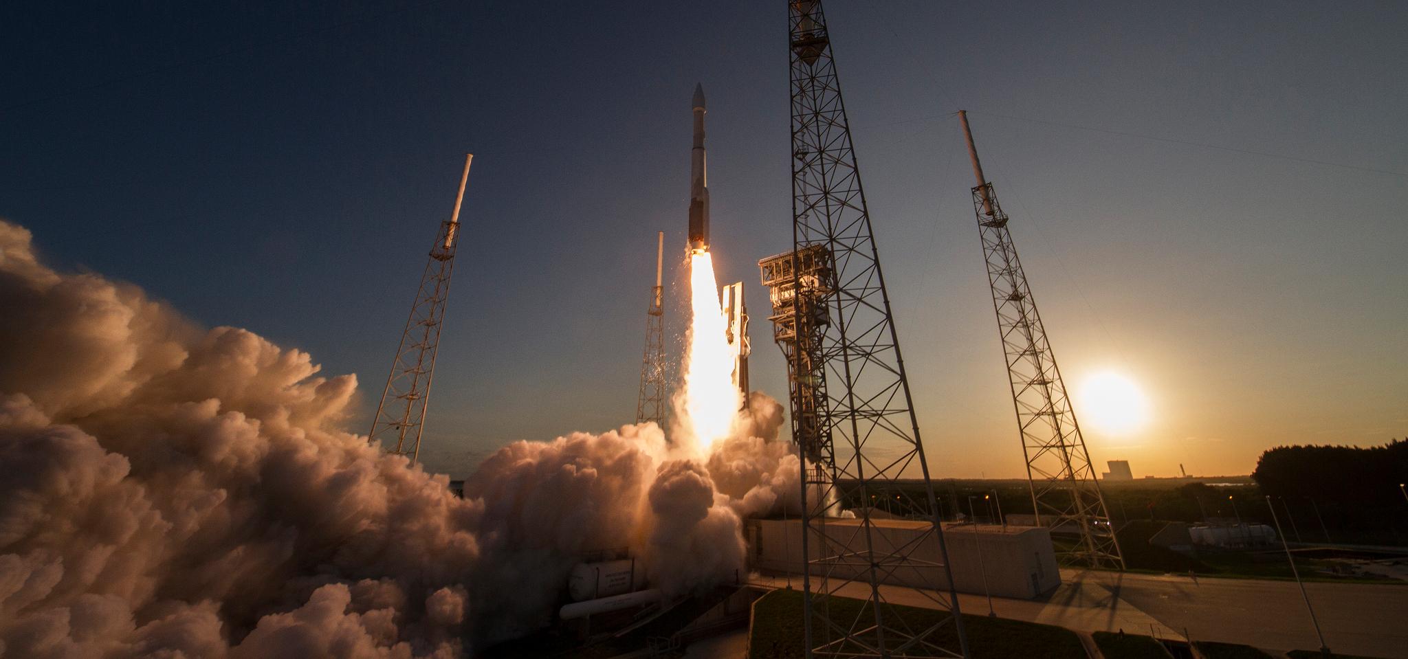 Le lancement d\'OSIRIS-REx