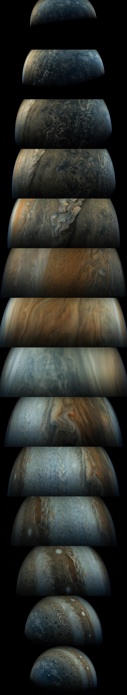 Passage au plus près de Jupiter