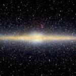 La Voie Lactée dans l'infrarouge