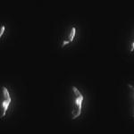NEAR, près de l'astéroïde Eros