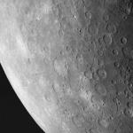 Le sud-ouest de Mercure