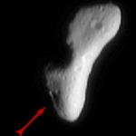 Un astéroïde de la St Valentin inattendu