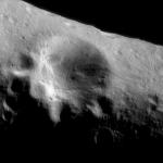 La surface de l'astéroïde Eros