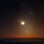 Des planètes au-dessus de l'horizon