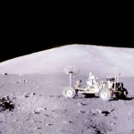 Un panorama d'Apollo 17