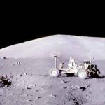 Un panorama d'Apollo17