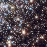 Les curiosités de l'amas d'étoiles NGC6397
