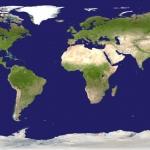 La Terre en vraies couleurs
