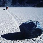 D'étranges rochers dans la Vallée de la Mort
