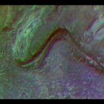 Dans Chandor Chasma sur Mars