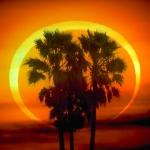 Eclipse annulaire: l'anneau de feu