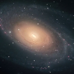 La brillante galaxie M 81