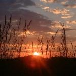 Coucher de Soleil au Zimbabwe -