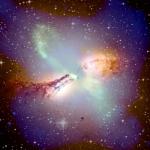 Couleurs et mystères de CentaurusA