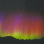 Météores et aurores boréales