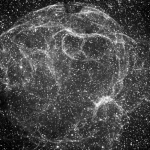 Semeis 147: Rémanent de supernova