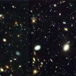Le champ profond d'Hubble
