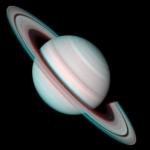Saturne en stéréo
