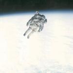 Vol libre dans l'espace