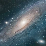 M31: la Galaxie d'Andromède
