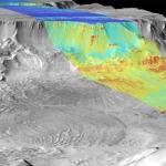 Nuit et jour dans Melas Chasma sur Mars