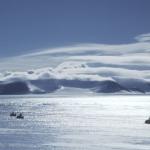 A la recherche des météorites en Antarctique