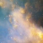 Gros plan de la Nébuleuse Dumbbell par Hubble