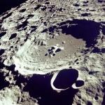 La face cachée lunaire par Apollo11