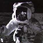 Apollo12: autoportrait