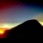 Les panaches de lave du Mont Etna