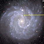 Connexion entre un sursaut gamma et une supernova