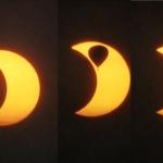 Soleil, Lune et ballon à air chaud -