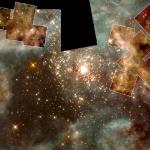 Les étoiles massives de 30 Doradus