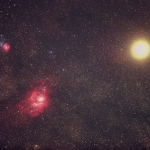 Messiers et Mars