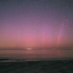Une aurore au-dessus de Cap Cod