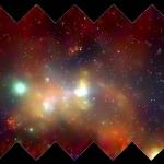 La Voie Lactée en rayons X