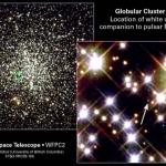 La planète, la naine blanche et l'étoile à neutrons