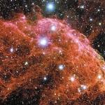 Le rémanant de supernova IC443