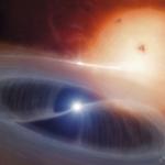 Un système binaire polaire intermédiaire