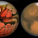 Mars d'hier et d'aujourd'hui