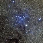 L'amas ouvert du Scorpion M7