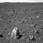 Le rocher Humphrey témoigne de l'ancienne présence d'eau martienne