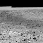 Le cratère Missoula sur Mars