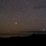Regardez la comète NEAT à l'ouest