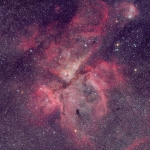 NGC3372: La Grande Nébuleuse de la Carène