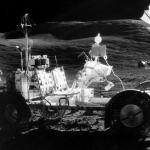 Le Rover lunaire d'Apollo 17